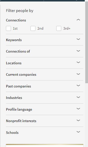 Sådan ser du, hvem du er forbundet med på LinkedIn