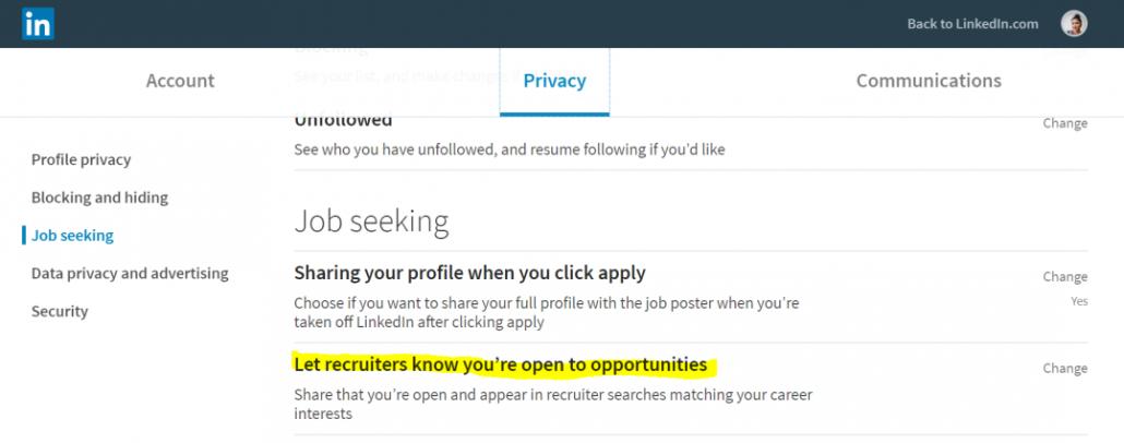 Sådan slår du jobsøgende til